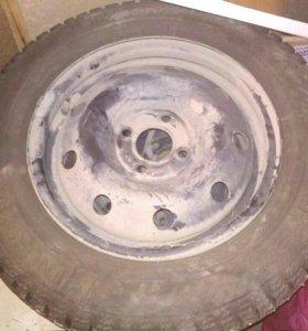 Зимник шины+ диски
