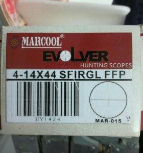 Оптический прицел marcool 4-14x44 sfirgl ffp