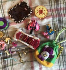 Аксессуары для кукол Bratz и других