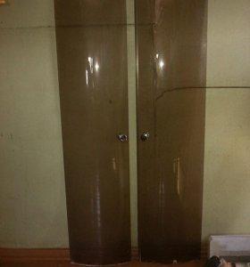 двери в душевую кабину