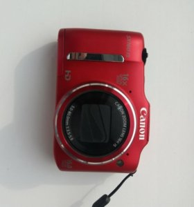 Canon sx160 is.