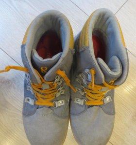 Ботинки демисезонные Reima, размер 35