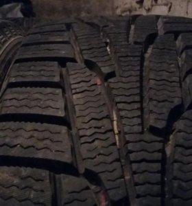 Новые зимние нешипованные колеса
