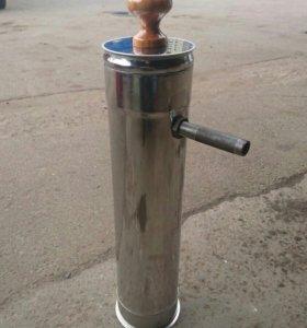 Дымогенератор для копчения рыбы и мяса