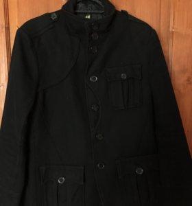 Пальто мужское H&M
