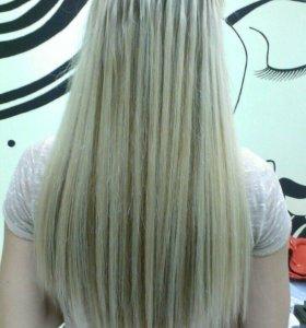 Наращивание волос дёшево !