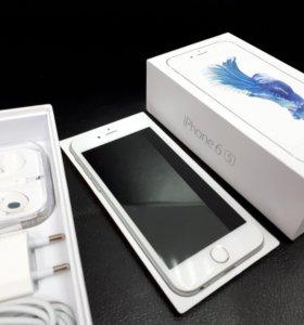 iPhone 6S Silver 64Gb Идеальный/Оригинал