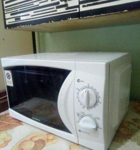 Микроволновая печь''Supra''Доставка!