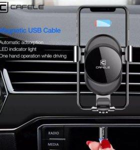 Магнитная Зарядка на iPhone