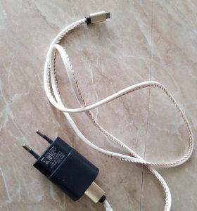 Шнур MicroUSB зарядка