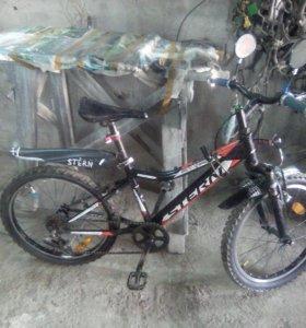 Велосипед стёрн