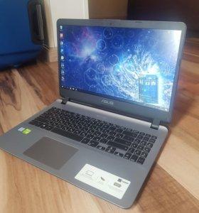 Ноутбук Asus x507ub