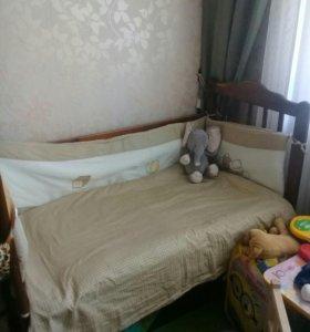 Кровать от от 0 до 3 лет