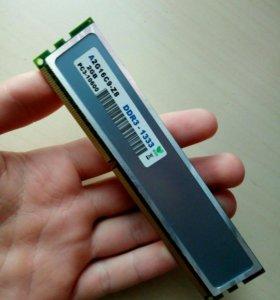 Оперативная память 2gb(ddr3)-частота 1333mg