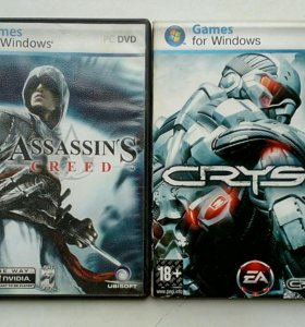 Игры для PC и PSP