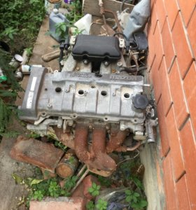 Двигатель на Mazda capella 2л 140л/с