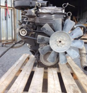 Двигатель на гозель