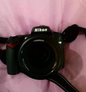 Nikon d90 не рабочий