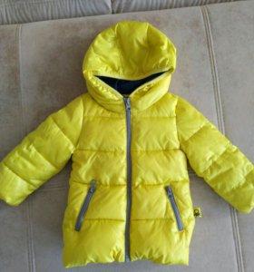 Куртка демисезонная Бенеттон