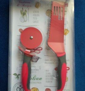 Набор ножей для пиццы