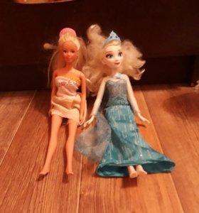 Кукла Штэфи и Эльза