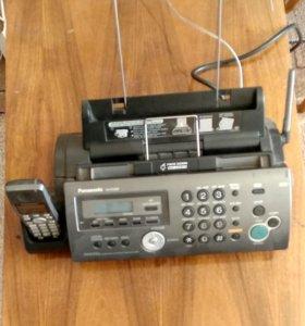 Факс-Радиотелефон Panasonic KX-FC228