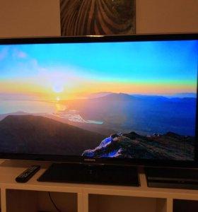 Телевизор 46 дюймов Samsung UE46D66100SW