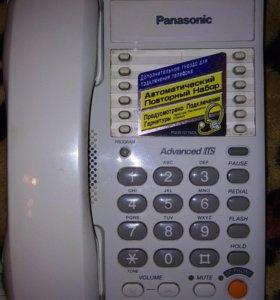 Телефон Panasonic kx-ts 2363 Ruw