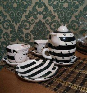 Чайный сервиз для пары