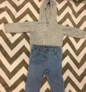 Детская одежда р68-74 см
