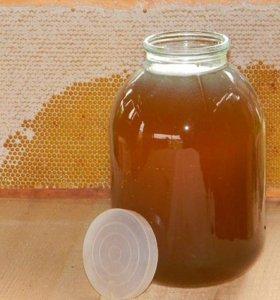 Мёд Гречишный.