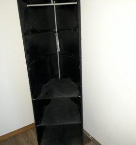 Гардеробная (стеллаж для хранения)