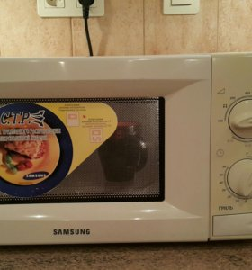 Микроволновка Samsung G2712NR (с грилем)