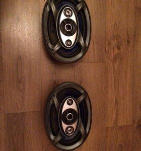 Колонки «Яйца» Hyundai