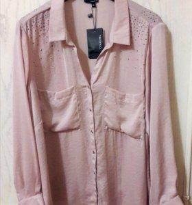 Испания. Новая блузка.