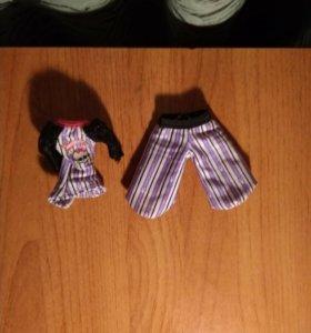 Одежда для кукол Монстр Хай.