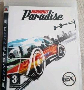 Игра PS3 Burnout Paradise