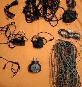 Провода/зарядки/тройники