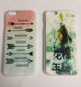K-pop, BTS чехолы на айфон