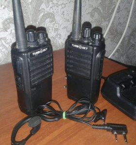 Портативная радиостанция TurboSky Т8