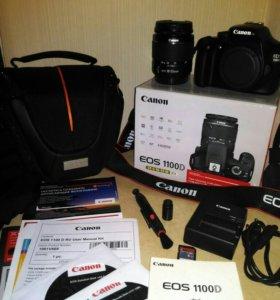 Фотоаппарат Canon EOS 1100 D