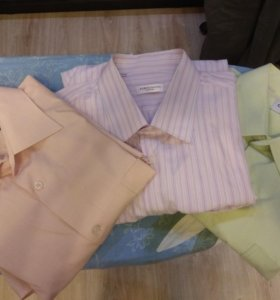 Рубашки мужские 56раз
