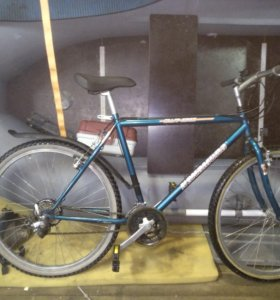 Велосипед nakamura