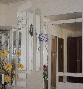 Зеркальная стенка