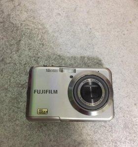 Цифровой фотоаппарат fujifilm jv100