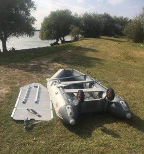 Лодка баджер 300