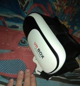 Виар очки VR BOX