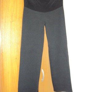 Утеплённые брюки для беременных.