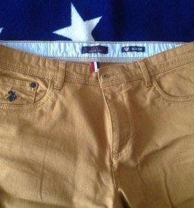 U.P.Polo новые мужские брюки