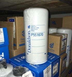 P551670 Фильтр масляный